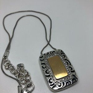 Two Different Sides Brighton Necklace